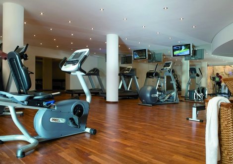 Gimnasio As Cascatas Golf Resort & Spa Vilamoura Vilamoura
