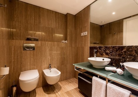 Baño As Cascatas Golf Resort & Spa Vilamoura Vilamoura