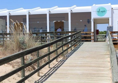 Restaurante Al.Mar As Cascatas Golf Resort & Spa Vilamoura Vilamoura