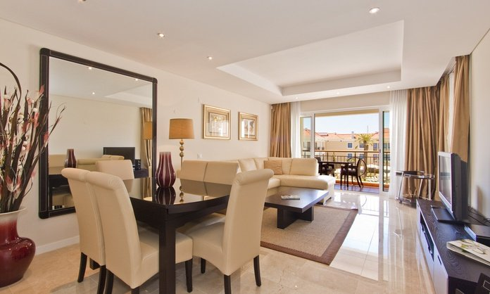 Suite de lujo con 3 habitaciones As Cascatas Golf Resort & Spa Vilamoura Vilamoura