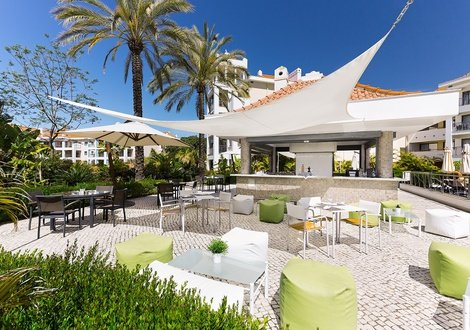 Restaurante Fresco As Cascatas Golf Resort & Spa Vilamoura Vilamoura