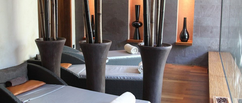 Spa - As Cascatas Golf Resort & Spa Vilamoura - Vilamoura